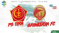 Liga 1 2018 PS Tira Vs Sriwijaya FC (Bola.com/Adreanus Titus)