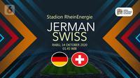 Jerman vs Swiss (Liputan6.com/Abdillah)