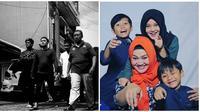 Momen Haru Detik-Detik Sule dan Rizky Febian Antarkan Jenazah Lina (sumber:Instagram/rizkyfebiann.fans)