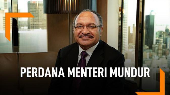 VIDEO: Penyebab Perdana Menteri Papua Nugini Mundur