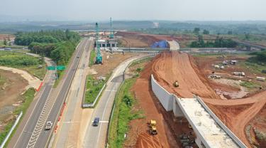 Proyek Jalan Tol Jakarta-Cikampek II Selatan