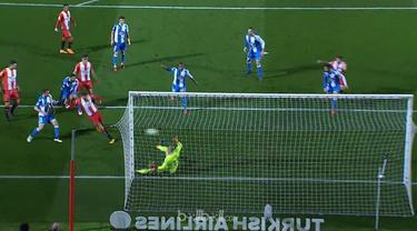 Girona terus merangsek ke zona Eropa di klasemen Liga Spanyol sekaligus kian membenamkan Deportivo La Coruna dalam kemenangan 2-0,...