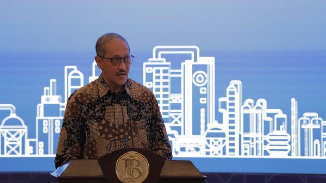 Gandeng BPS, BI Hitung Pertumbuhan Ekonomi Syariah Indonesia