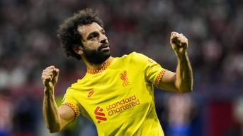 FOTO: Taklukkan Atletico Madrid, Liverpool Puncaki Grup B Liga Champions