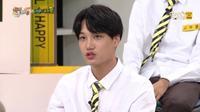 Kai `EXO` dalam acara Happy Together 3 (YouTube)