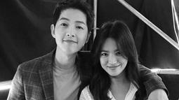 Seperti diketahui, Song Song Couple resmi menikah pada 31 Oktober 2017. Sejak awal menikah, pasangan ini sudah mencuri perhatian publik. (Foto: dramafever.com)