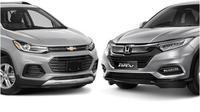 Chevrolet Trax 1.4T Premier Menantang Honda HR-V 1.5 E Special Edition (Oto.com)