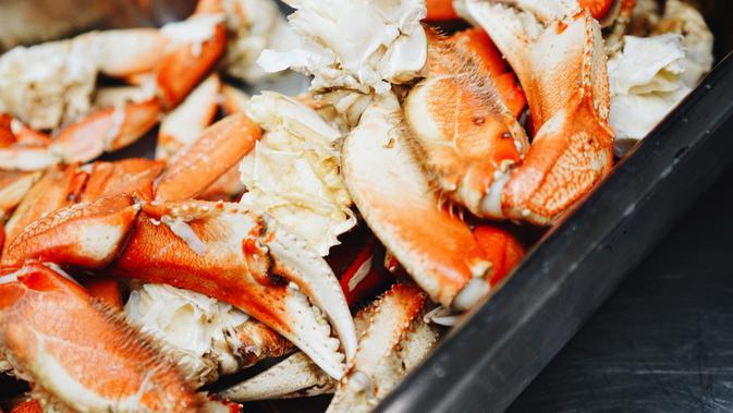 Kepiting Asal Pulau Seram Maluku Tembus Pasar Internasional