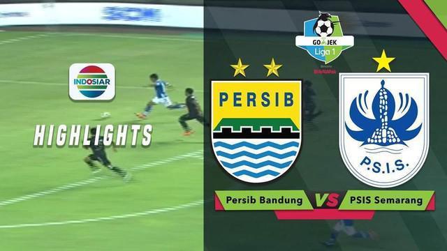 Febri Hariyadi gagal memanfaatkan solo run yang ia buat saat Persib Bandung menghadapi PSIS Semarang.