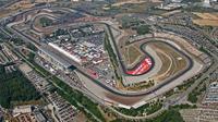 Sirkuit Catalunya, disebut-sebut sebagai salah satu trek tersulit dalam kalender MotoGP. (Motogp.com)