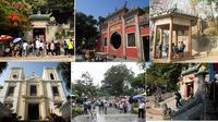 Sebab Macau memiliki keunikan yakni perpaduan budaya barat dan timur.