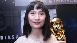 Tatjana Saphira.  (Nurwahyunan/Bintang.com)