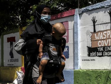 FOTO: Angka Kesembuhan Pasien COVID-19 di Jakarta Meningkat