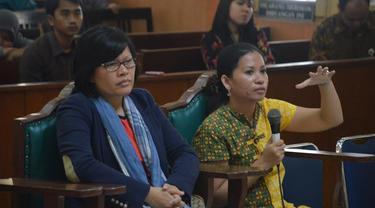 Korupsi USU, Mindo Rosalina Mengaku Mengurus di Komisi 10 DPR