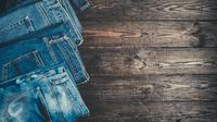 Ilustrasi Celana Jeans  (iStockphoto)