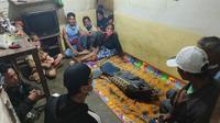 Korban serangan buaya di Sungai Batang Gansal, Kabupaten Indragiri Hulu. (Liputan6.com/Dok BBKSDA Riau)