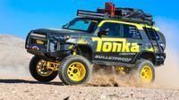Tonka 4Runner, mobil offroad Toyota yang mirip mainan anak-anak.