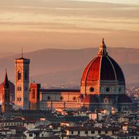Florence, Italia. (sunrise.maplogs.com)
