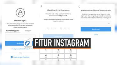 Instagram luncurkan fitur baru yang membantu pengguna yang menjadi korban hack atau peretasan.