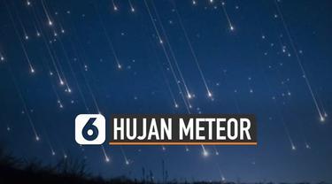 Fenomena astronomi akan menghiasi langit sepanjang Desember. Mulai dari hujan meteor, konjungsi planet, hingga gerhana matahari cincin.