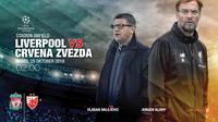 Liverpool vs Crvena Zvezda (Liputan6.com/Abdillah)