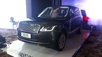 Model terbaru Range Rover mendarat di Jakarta. (Otosia)