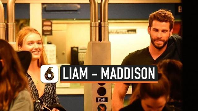 Maddison Brown disebut-sebut menjadi wanita baru dalam kehidupan Liam Hemsworth. Maddison adalah aktris asal Australia yang kini bermain di serial Netflix Dynasty.