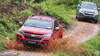 Chevrolet Trailblazer. (Dok General Motors Indonesia)