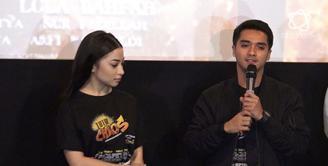 Nikita Willy berperan sebagai anak Ridwan Kamil di film Total Chaos
