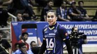 Pemain bola voli Indonesia Aprilia Manganang. (foto: https://www.instagram.com/manganang92)