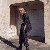 Tampilan trendi dan stylish ala fashion blogger dunia. (Sumber foto: margaret__zhang/instagram)