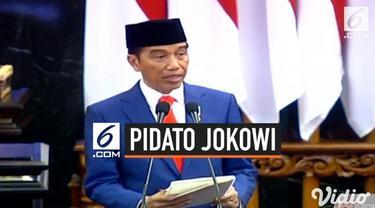 Presiden Jokowi menjelaskan besar belanja negara tahun 2020 mencapai Rp 2.528,8 Triliun atau 14,5% dari PDB. Untuk apa saja anggaran belanja negara tersebut?
