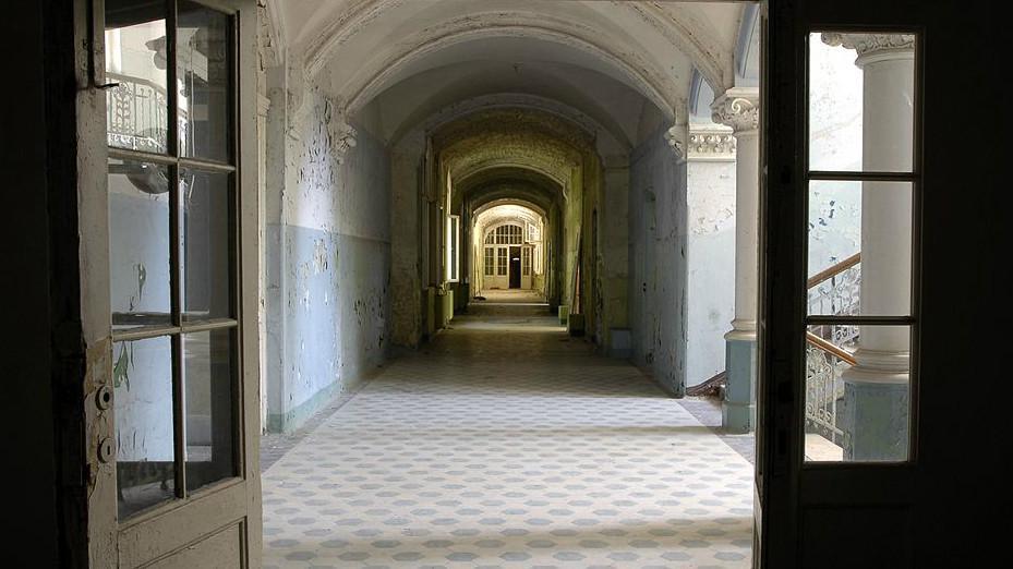 Lorong Rumah Sakit Beelitz-Heilstätten (Wikipedia/Cretive Commons)