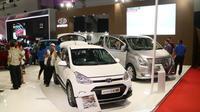 Booth Hyundai di IIMS 2017.