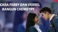 Intip Keseruan Febby Rastanty Membangun Chemistry Dengan Verrel Bramasta di Cinta Anak Muda. Sumberfoto: Vidio