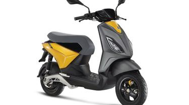 Piaggio Siap hadirkan Skuter Listrik pada 28 Mei 2021 (Paultan)