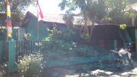 Bapak penganiayaan guru SMKN 2 Makassar itu mengaku konsultan bangunan yang mengerjakan proyek besar. (Liputan6.com/Eka Hakim)