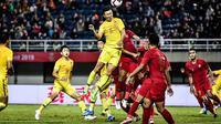 Pelatih China U-22, Hao Wei, mengaku berkaca pada kemenangan 2-0 melawan Timnas Indonesia U-22 masih banyak hal yang harus dibenahi timnya, (dok. CFA)