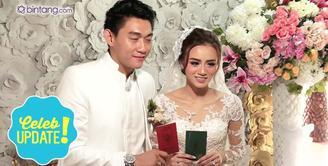 Ifan Seventeen resmi menikah dengan Dylan Sahara pada hari Rabu, (02/11/2016). Seperti ini perasaan yang mereka rasakan setelah menikah.