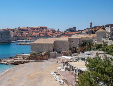 FOTO: Melihat Fasilitas Karantina Abad Pertengahan di Kroasia