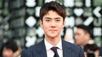"""""""Itu adalah informasi yang salah tapi terlanjur dipublikasikan. Saat kami menghubungi EXO dan kami ingin Sehun dari awal,"""" tuturnya. (Foto: Soompi.com)"""