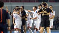 Pelatih Timnas Filipina, Thomas Dooley, kecewa karena tim asuhannya belum bisa menembus 100 besar dunia. (Bola.com/FIFA)