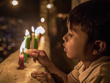 Hari Lilin Kecil di Kolombia