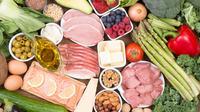 Ilustrasi makanan rendah kalori (sumber: iStockphoto)