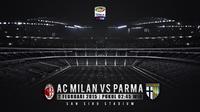 Prediksi AC Milan vs Parma (Liputan6.com/Yoshiro)