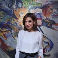 Bagi Najwa Shihab, menjadi setara tidak cukup hanya menjadi sekadar topik (Foto: Fimela.com)