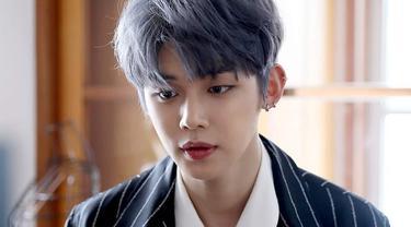 Choi yeon Jun, rapper TXT yang berulang tahun hari ini. (Sumber: Instagram/@official_yeonjun)