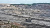 Pertambangan PT Tunas Inti Abadi di Kabupaten Tanah Bumbu, Kalimantan Selatan, Rabu (26/9/2018). Liputan6.com/Pebrianto Eko Wicaksono