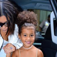 Anak pertama Kim Kardashian dan Kanye West, North West, ternyata nakal seperti anak-anak lainnya. (Mashable)