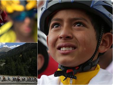 Kehebatan timnas Kolombia pada Piala Dunia 2014 mengundang air mata haru dan decak kagum rakyat Kolombia. 5 tahun kemudian, air mata bahagia tersebut kembali hadir menyaksikan prestasi yang ditorehkan Egan Bernal pada lomba balap sepeda Tour de France 2019.